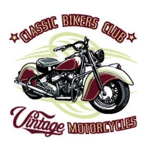 "Bierdeckel ""Classic Bikes"""