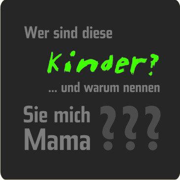 """Untersetzer """"Sprüchemix 1"""""""