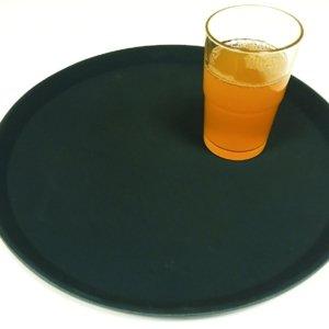 Gastronomie-Tablett mit Antirutscheinlage