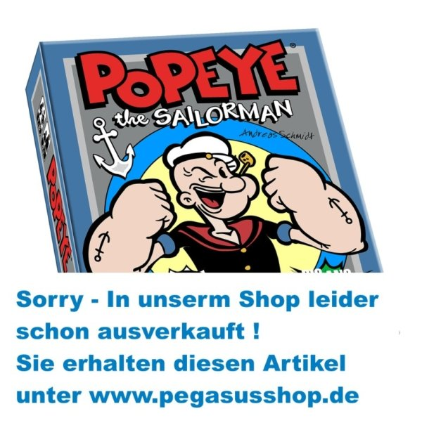 Popeye the Sailorman: Bis ans Limit!