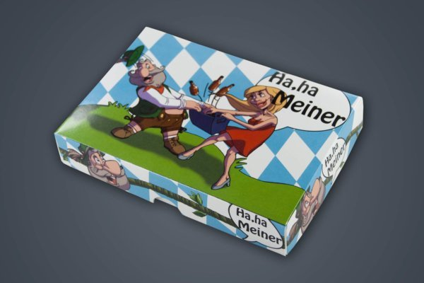 """""""Ha, Ha, meiner"""" im XXL-Spielpack"""