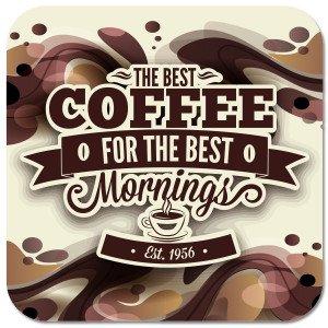 """Untersetzer """"Best Coffee"""""""