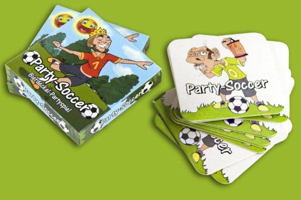 """Party-Soccer"" – Doppelspielsatz"