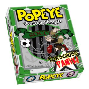 Popeye the Sailorman: Torschuss-Panik!