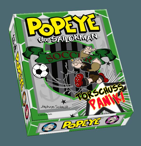 Popeye the Sailorman: Torschuss-Panik!