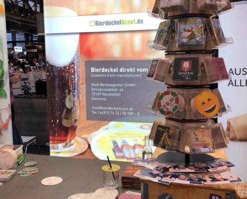 BierdeckelScout auf der CHEF Messe Düsseldorf